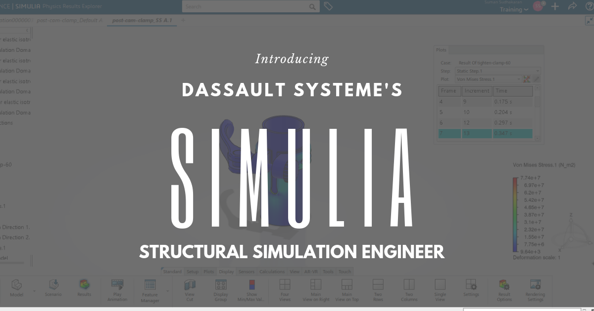 Introducing Simulia Structural Simulation Engineer