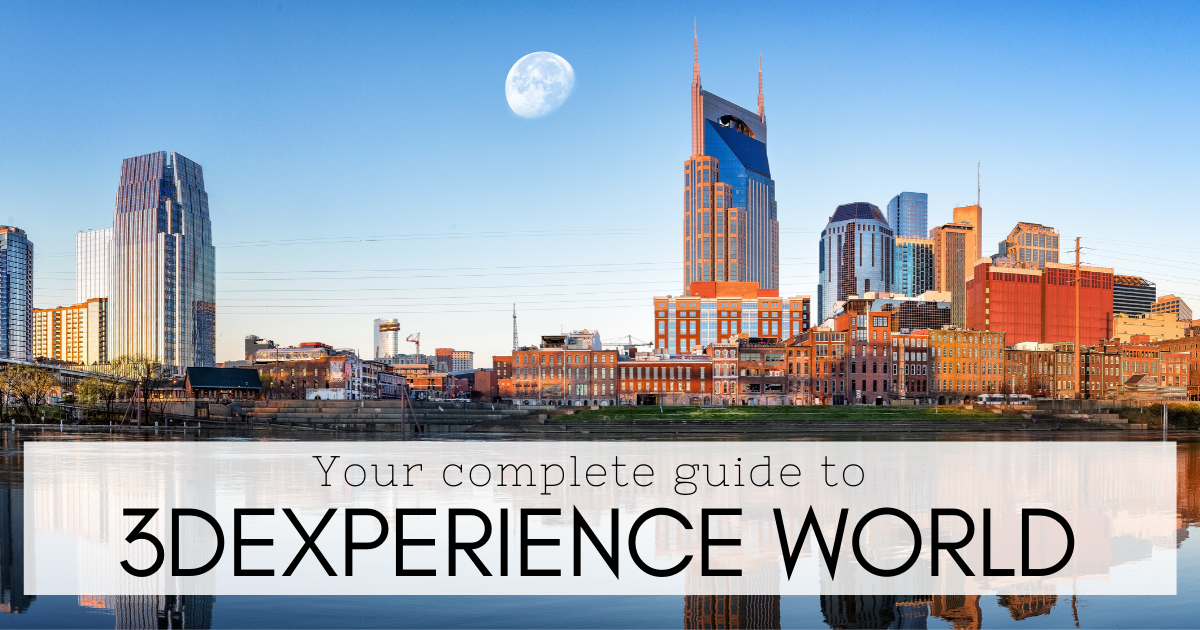 Your Complete Guide To 3DEXPERIENCE World 2020