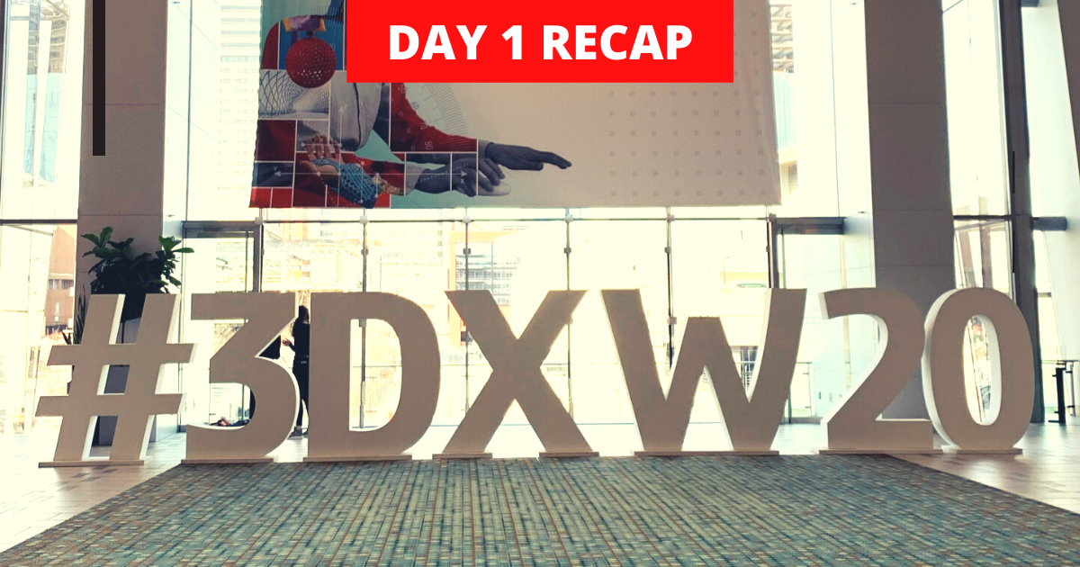 3DEXPERIENCE World 2020: Day 1 Recap
