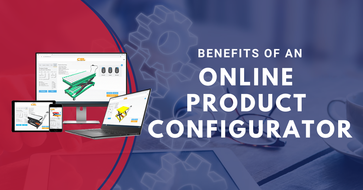 Benefits of an Online Product Configurator