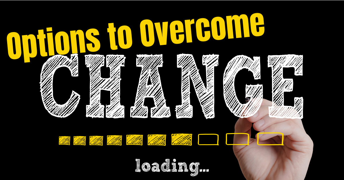 Options to Overcome Staffing Changes Within Your Organization