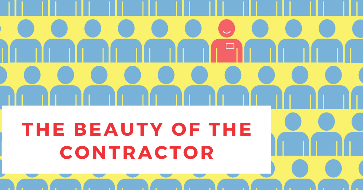 The Beauty of the Contractor