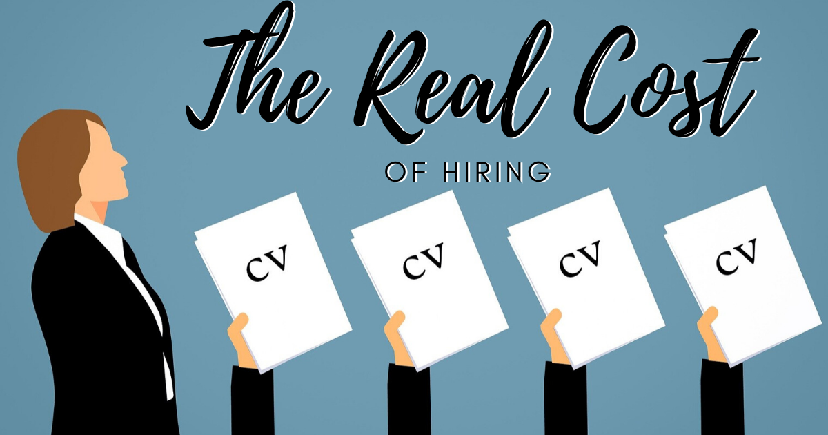 The Real Cost of Hiring