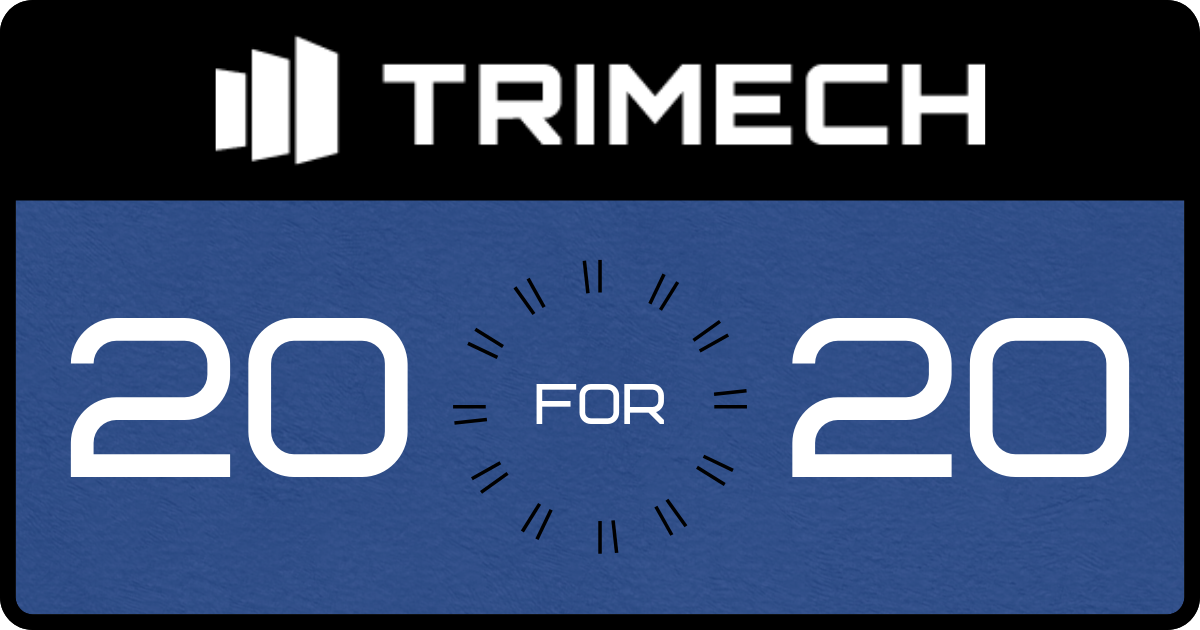 Image of TriMech 20 for 20 - Registration Now Open!
