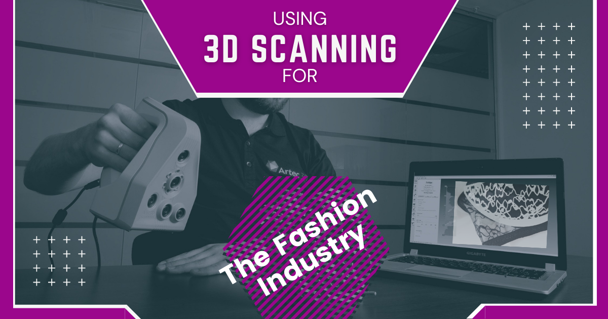Using 3D Scanning in the Fashion Industry