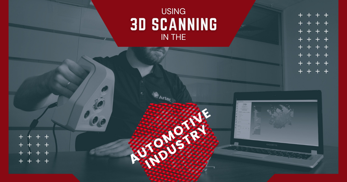 Using 3D Scanning in the Automotive Industry