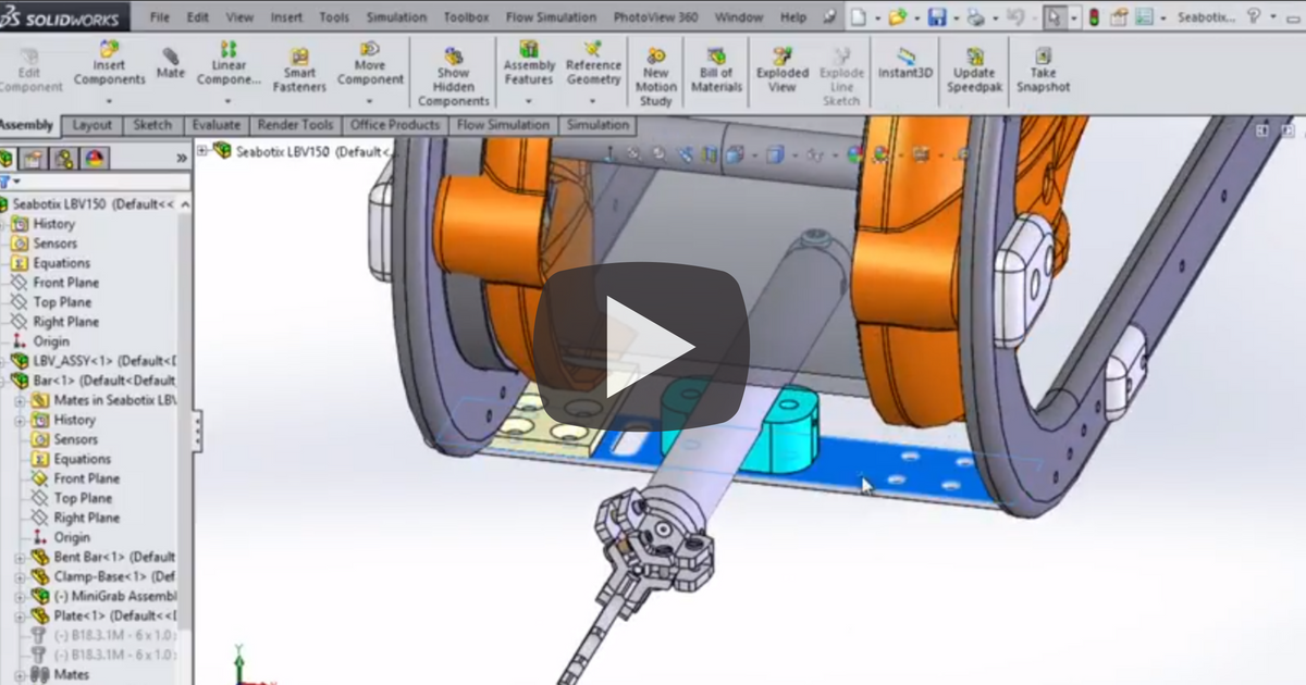 Image of 5 Ways to Save 5 Minutes with the Control Key in SOLIDWORKS