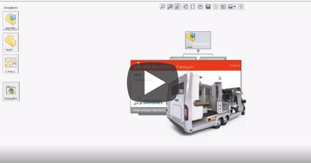 Image of A Quick Overview of SOLIDWORKS Treehouse