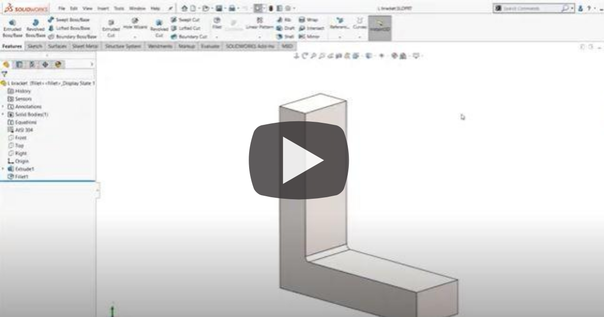 Image of Tips for Customizing Your SOLIDWORKS Interface