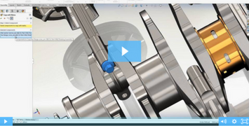 Image of SOLIDWORKS Parts and Assemblies Part 3: Copy with Mates