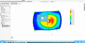 Image of Submodeling - the Magnifying Glass for SOLIDWORKS Simulation