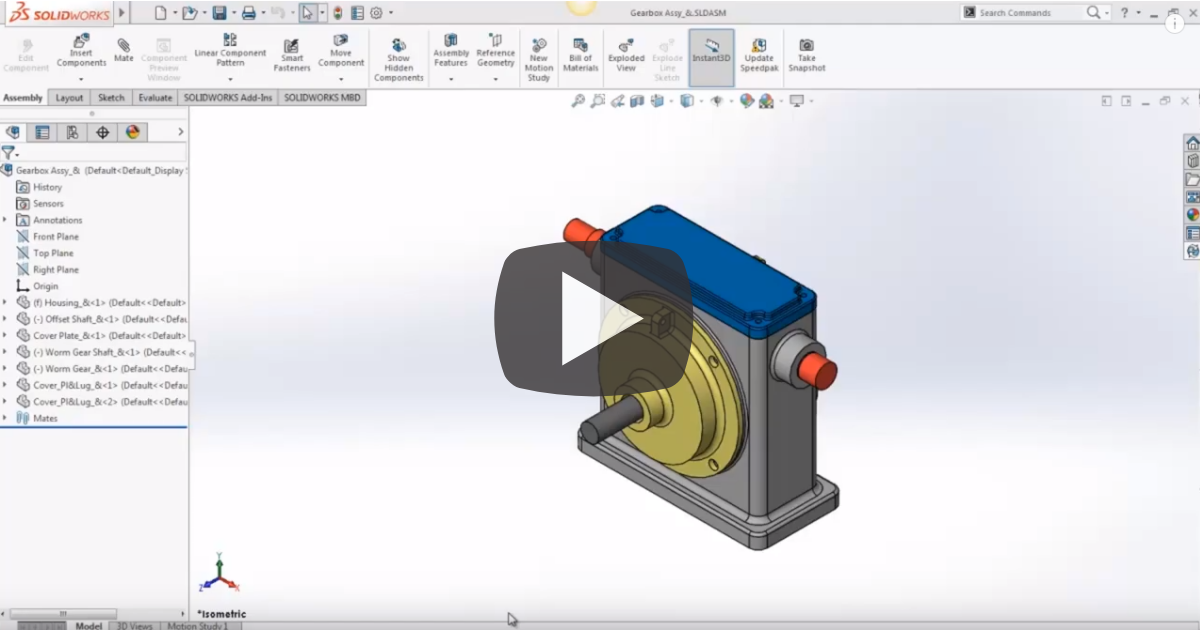 Image of What Every Engineer Should Know About SOLIDWORKS Virtual Components